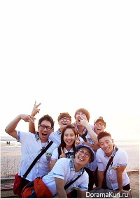 Interview Running Man