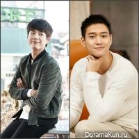 Go Kyung Pyo/Park Bo Gum