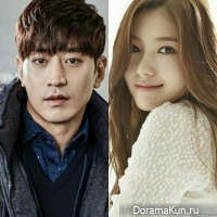 Na Hye Mi and Eric Mun