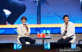 Song Joong Ki / Lee Kwang Soo