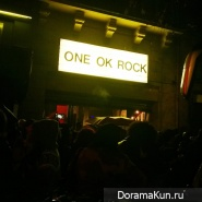 One Ok Rock in Paris