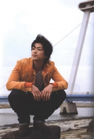 Daito Shunsuke для COOL BOYS Part.1