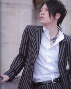 Miyavi для Paris Photobook