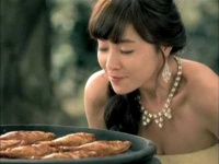 Hwang Jung Eum для Duria Chicken