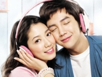Jang Geun Suk и Park Shin Hye для Etude House BB Cream