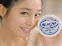 Lee Min Jung для Philadelphia Cream Cheese
