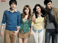 SNSD и SuperJunior для SPAO