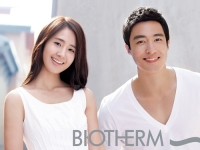 Yuri (SNSD) и Daniel Henny для Biotherm
