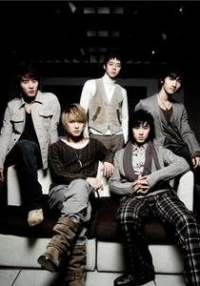 DBSK Golden fish