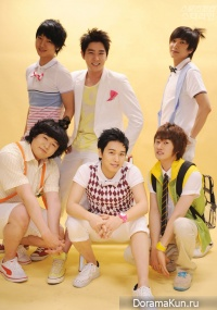 Super Junior-Happy