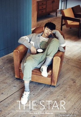 2AM (Seulong) для The Star March 2015