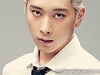 2PM (Chansung) для BNT International October 2014