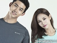 2PM (Taecyeon), Miss A (Fei) для Chariot