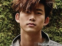 Taecyeon (2PM) для Elle Korea June 2015 Extra