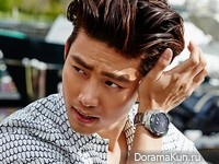 Taecyeon (2PM) для Elle Korea June 2015
