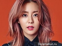 Uee (After School) для SURE September 2015