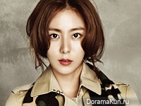 After School (Uee) для Style Chosun October 2015