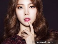 After School (Eyoung, Kaeun) для BNT International January 2015