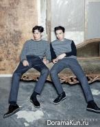 Do Sang Woo и др. для Chris.Christy 2014 CF