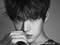 Ahn Jae Hyun для Harper's Bazaar Korea November 2014