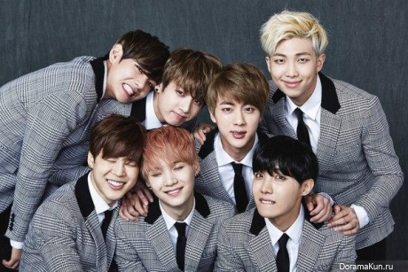 BTS для Real Family Picture