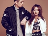 Sistar (Hyorin), Beenzino для High Cut Vol.142 Extra