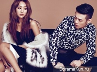 Sistar (Hyorin), Beenzino для High Cut Vol.142