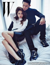 Beenzino, Hwang Seung Eon для W Korea September 2015
