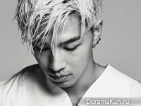 Big Bang (Taeyang) для GQ Magazine July 2014