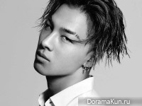 Big Bang (Taeyang) для Grazia China 2015 Extra