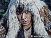 Big Bang для W Korea November 2014 Extra