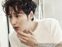 Byun Yo Han для @Star1 February 2015 Extra
