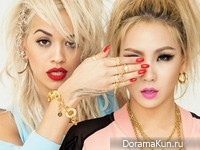 2NE1 (CL), Rita Ora для High Cut Vol.136
