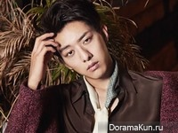 CNBLUE (Lee Jung Shin) для W Korea October 2015