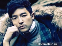 Daniel Henney для GQ Korea December 2014