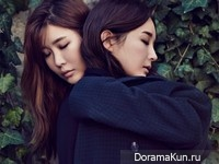 Davichi для First Look Magazine Vol.83 Extra