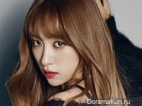 EXID (Hani) для Jambangee Denim 2015 F/W
