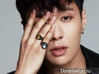 Lay (EXO) для Vogue China August 2015