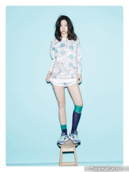 Esom, Ice для Oh Boy! Magazine Vol.55
