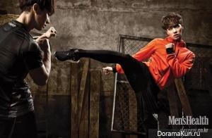 BEAST (Gikwang) для Men's Health March 2015