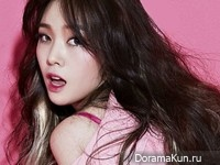 Girl's Day (Minah) для I Am A Woman Too