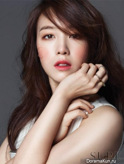 Girl's Day (Min Ah) для SURE February 2015 Extra