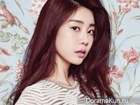 Girl's Day (Sojin) для SURE April 2015 Extra
