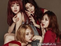 Girl's Day для High Cut Vol. 149