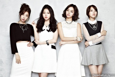 Girl's Day для I Miss You