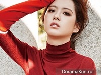 Go Ara для InStyle Korea September 2014 Extra