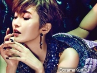 Go Joon Hee для High Cut Magazine Vol.153
