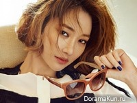 Go Joon Hee для Vogue Korea May 2015
