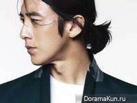 Go Soo для Harper's Bazaar October 2014