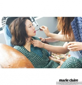 Gong Hyo Jin для Marie Claire September 2015